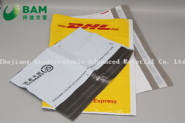 Sustainable Disposable Packing Biodegradable Color Plastic Items Apparel Packaging Custom Printed Poly Mailer Postage Courier Bags Shipping Envelopes