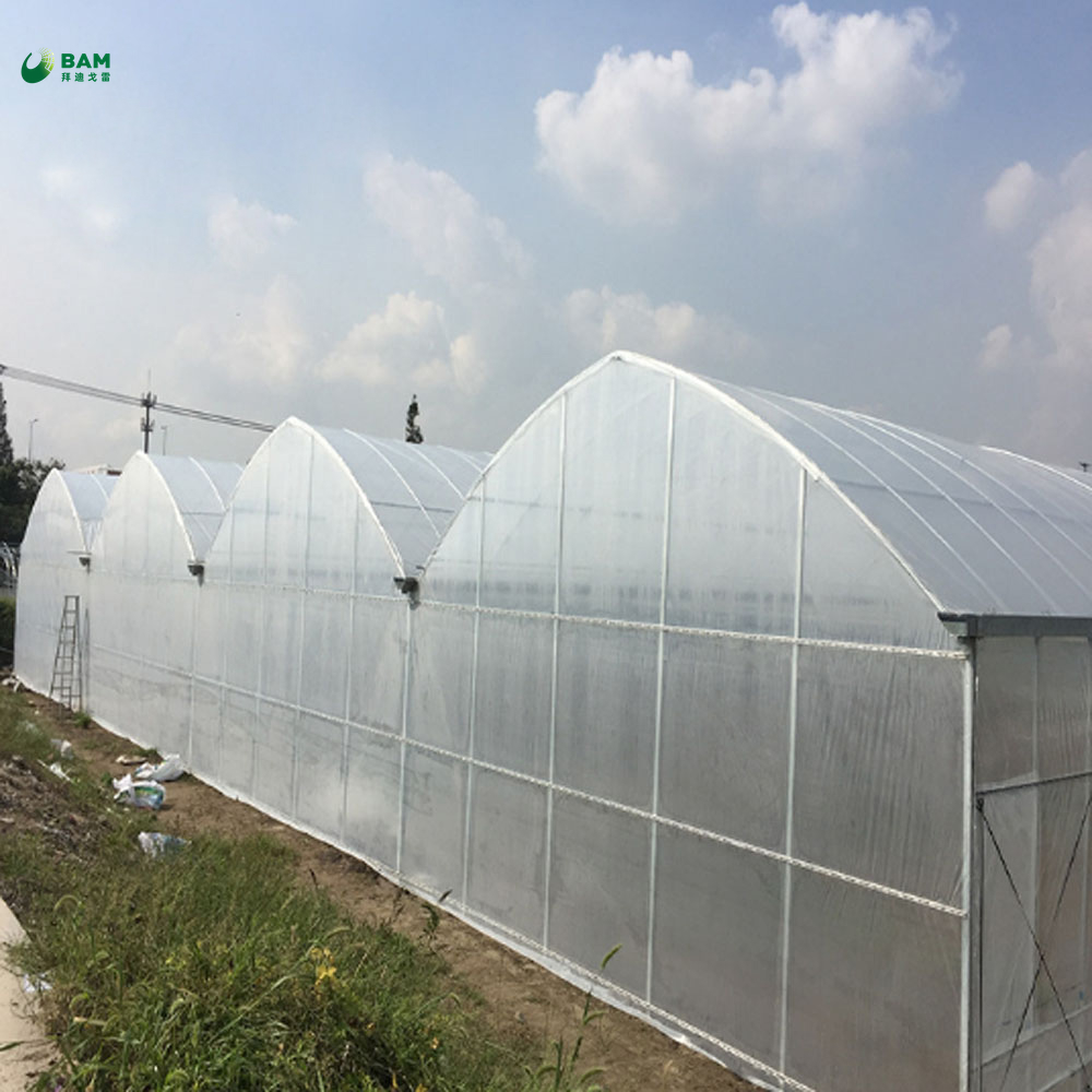 High Diffusing Anti-Dripping Greenhouse Film