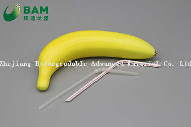 Biodegradable Convenient Colorful Disposable Starbucks Coffee Plastic Heat resistant Straw for Coffee Drink Juice